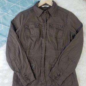 Cabi Olive Army Military Jacket #398